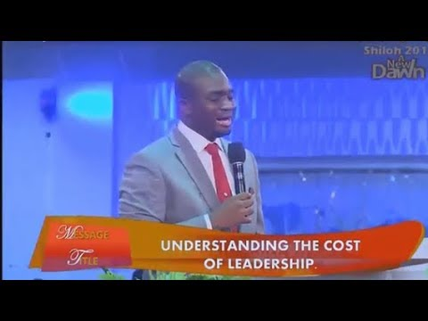 Shiloh 2017 DAY 4 Youth Alive Forum , December 08, 2017 [Cost of Leadership: Diligience ]