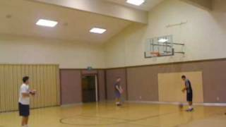 The best basketball trick shot you will ever see