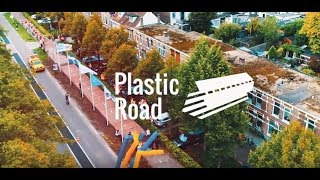 Aftermovie opening 1e PlasticRoad in Zwolle (NL)