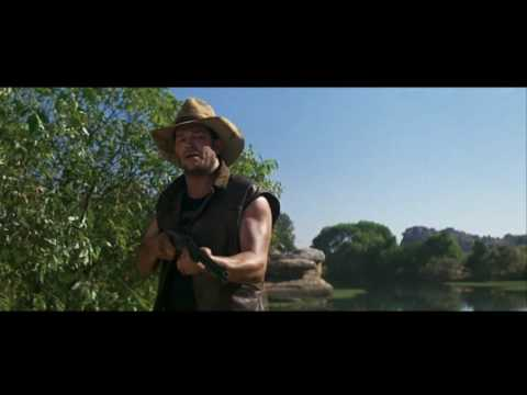 Dont need a gun when you have a Donk  Crocodile Dundee 2