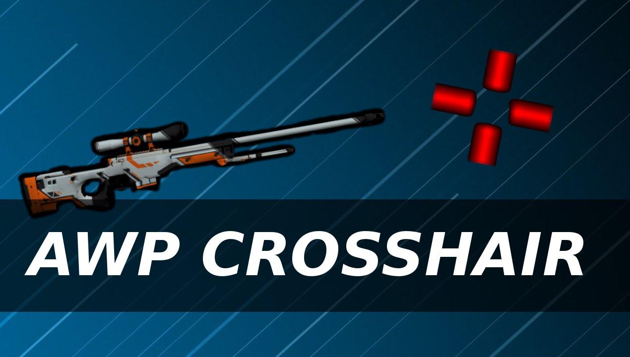 CS:GO CROSSHAIR IN AWP (no scope) ??? - YouTube