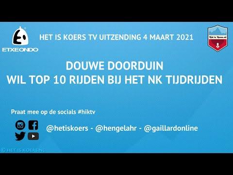 HiK TV #S02E06 - De uitdaging van Douwe Doorduin