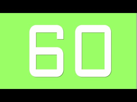 #green_screen-60-second-countdown-#60_second_countdown