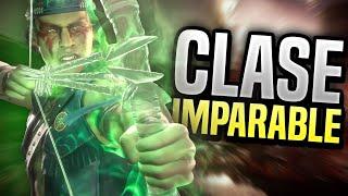 😬LA MEJOR CLASE DE NIGHT WOLF - Mortal Kombat 11