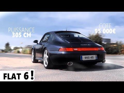 PORSCHE 993 4S SCART, LA DERNIÈRE VÉRITABLE 911 ?