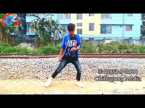 Sona Kitna Sona Hai | Popping Dance | Cover By_Dj Shakil | Chittagong Media
