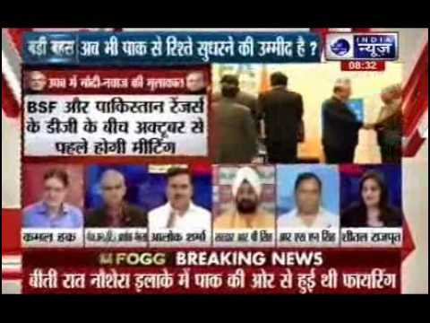 Badi Bahas: Pakistan accuses India of violating ceasefire at LoC