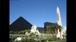 Luxor Las Vegas 4K