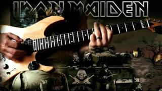 Iron Maiden - Hallowed Be Thy Name Guitar Cover