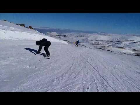 Erciyes kayak merkezi hisarcık kapı 2017-2018 yeni sezon