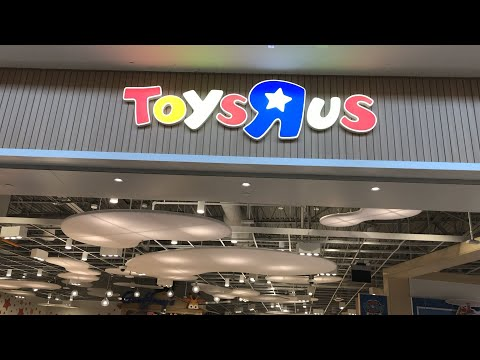 Toys R Us Is Back!!!! Full Store Tour Of NJ Location