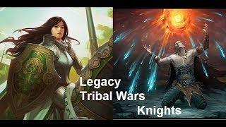 Tribal Apoc Knights Vs Kithkin