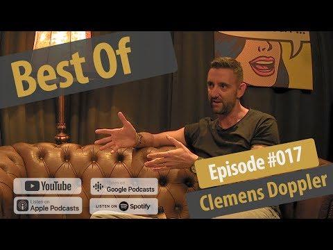 BEST OF Podcast mit Vizeweltmeister Clemens Doppler im Hinterzimmer bei Flo Rudig