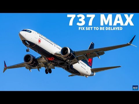 Boeing 737 MAX Fix Delayed