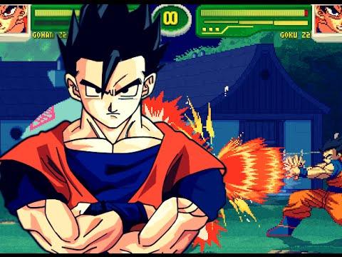 Gohan Z2 by Balthazar (Hyper Dragon Ball Z) - YouTube