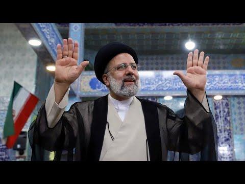 الإنتخابات الرئاسية الإيرانية: فوز المرشح المحافظ المتشدد إبراهيم رئيسي بنيله 62 بالمئة من الأصوات  - نشر قبل 47 دقيقة