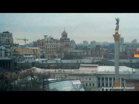 В Киеве ветераны МВД впервые заблокировали Крещатик - повысьте нам пенсии, Авакова в отставку :(