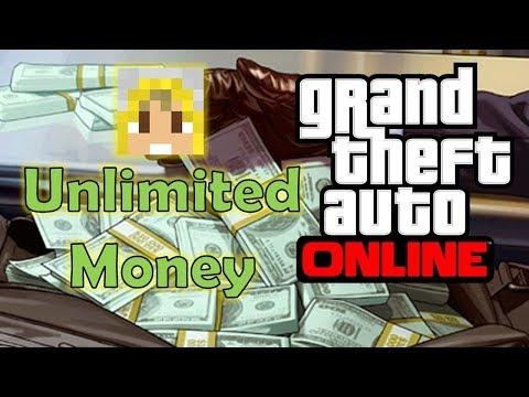 GTA V ONLINE (Cheat Engine) (Unlimited Money) (PC) (Tutorial Español)