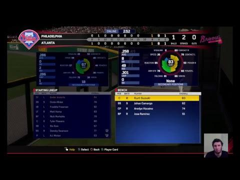 MLB 17 The Show: World Tour: Episode 29: Atlanta Braves
