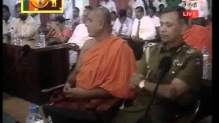 News 1st Prime time 8PM Shakthi TV 09th January 2015