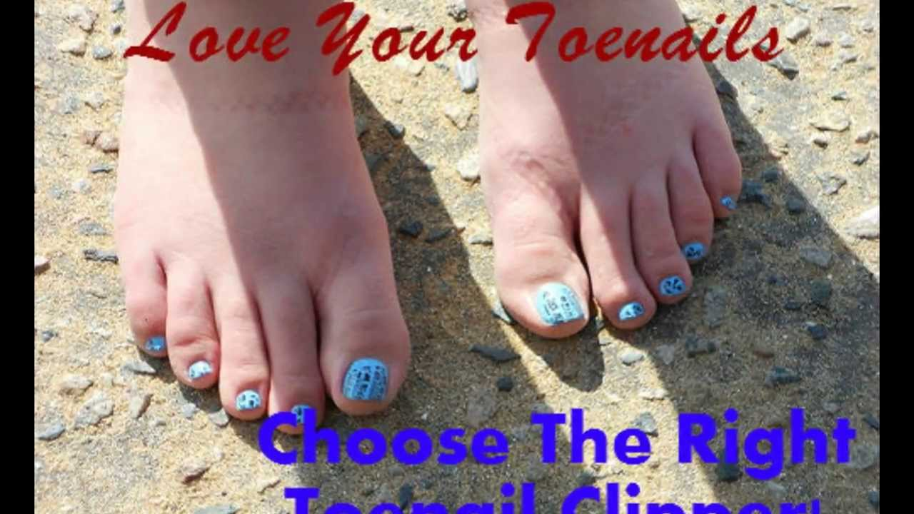 Treating Thick Toenails (Or - \