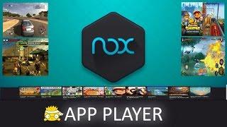 Como Baixar e Instalar Nox App Player Atualizado - Android para PC 2016