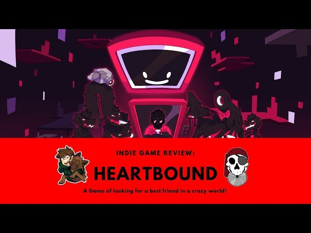HeartBound Early Access Review! An adventure of finding his dog!