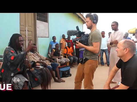 Aljezeea TV interviewed me live nana kwaku bonsam
