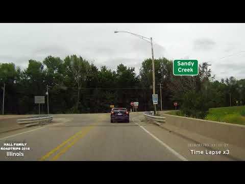 Illinois 2016   Lacon to Interstate 39