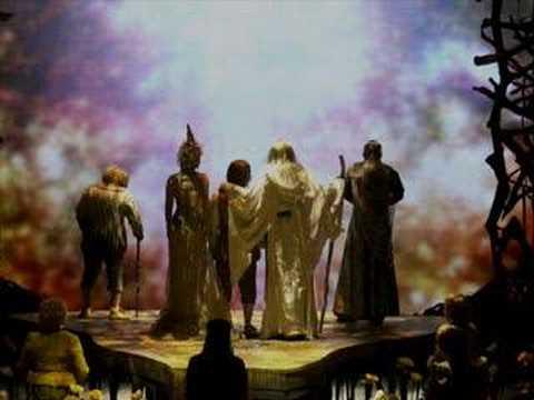 LOTR Musical farewell (epilogue) ending audio