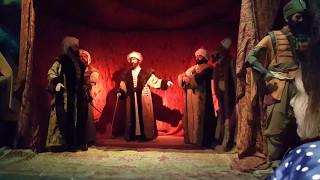 Покорение Стембула в 1453 г в Стамбульском парке аттракционов \Виалэнд\ Vialand Fatihin Rüyası
