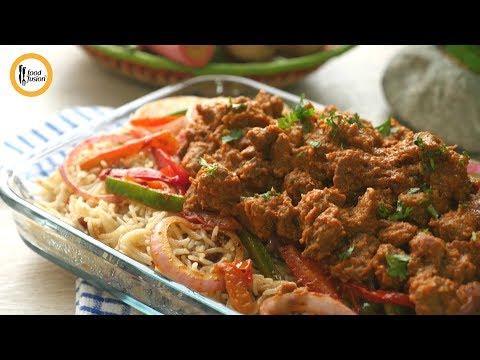 BBQ Mutton Rice