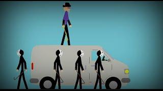 (Roblox) Break In Story - Stickman Animation