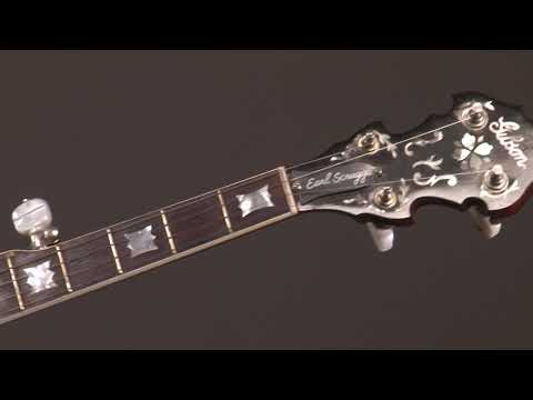 Gibson Earl Scruggs 49 Classic 5 string Banjo played by Geoff Hohwald