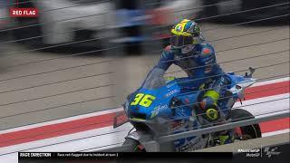 Vinjales Skočio sa Motora jer su mu Otkazale Kočnice   SPORT KLUB MOTOGP