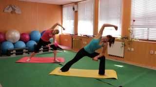 Bodyflex/ Бодифлекс Тренировка с утяжелителем (Середа Екатерина)