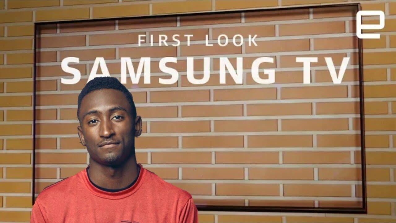 Samsung S Transpa Tv 2018