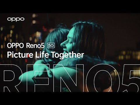 Picture Life Together With The OPPO Reno5 Series