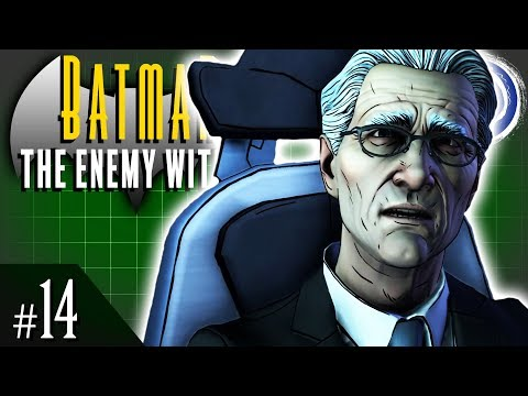 Batman: The Enemy Within | Part 14 | TFS Plays