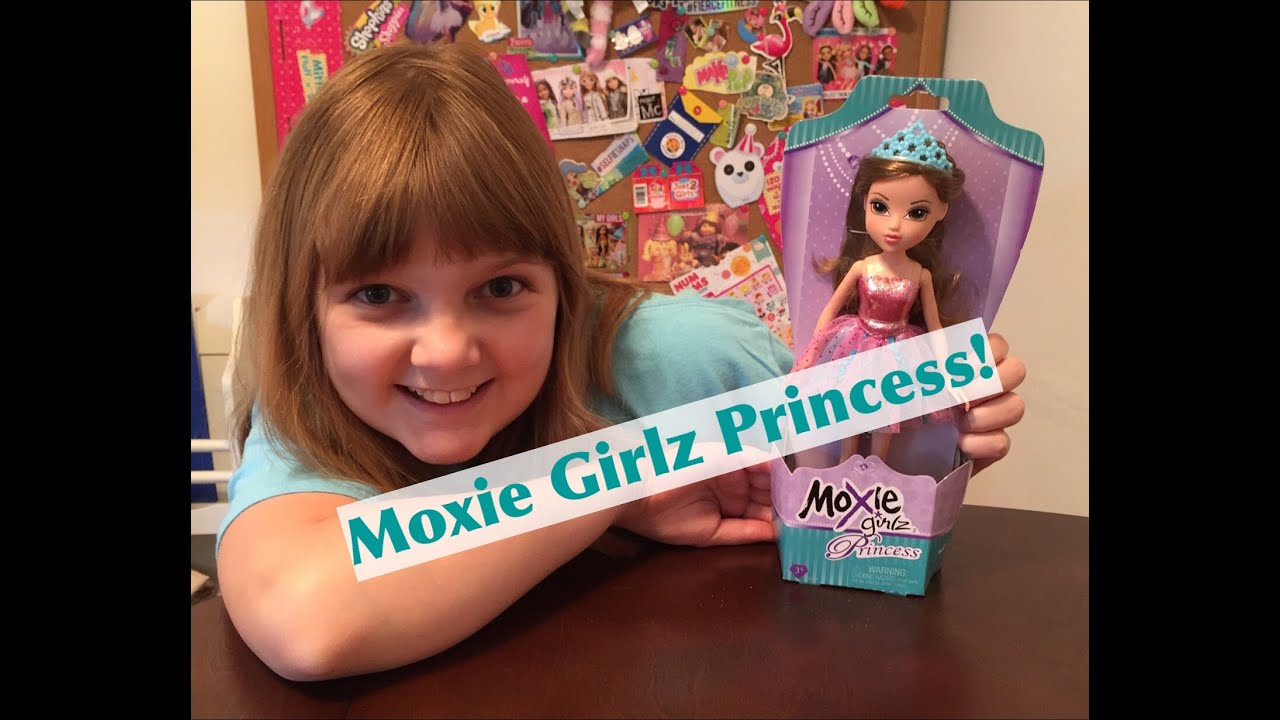 NEW Moxie Girlz Storytime Princess Basic Doll Ida Unboxing & Review, Plus Castle & Our Collection!