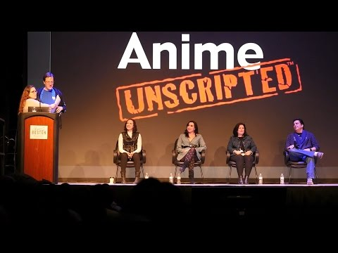 Anime Boston 2017 - Anime Unscripted