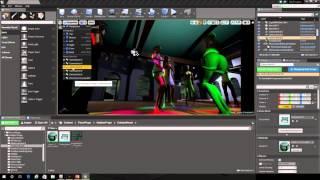 Poser's Unreal Portal Development Environment Features Video