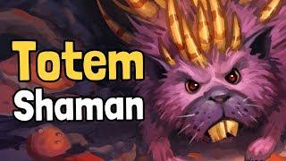 Totem Shaman Decksperiment - Hearthstone