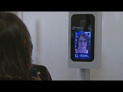 Sarykarmen Rivera  - Planean instalar escáner de rostros en el Aeropuerto Internacional de Tampa