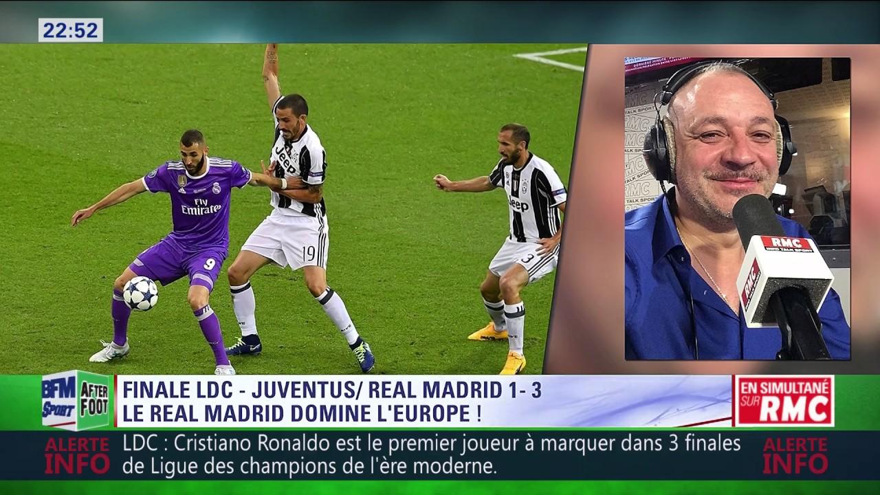 After Foot du samedi 03/06 – Partie 1/4 - Débrief de la finale de la Ligue des Champions