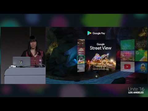 Unite 2016 - Making Daydream Real: Building for Google's New VR Platform