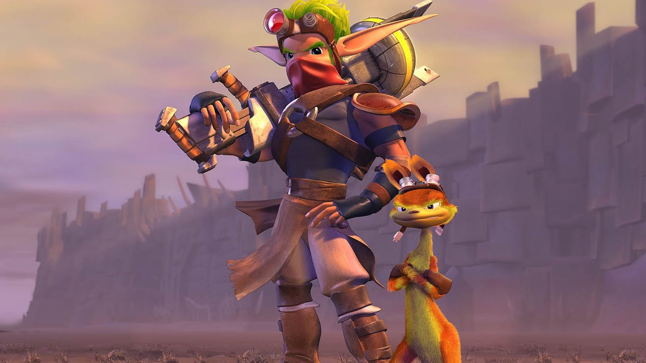 Jak And Daxter The Precursor Legacy Hd Wallpaper: All Boss Fights