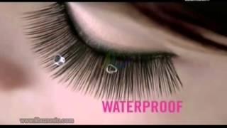 Iklan Maybelline Volum Expwaterproof - Tahan Air Tahan Seharian