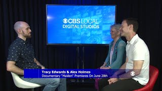 The Sit-Down: Tracy Edwards & Alex Holmes