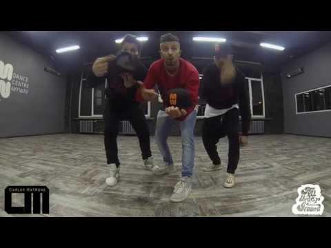 Busta Rhymes feat Nicki Minaj - Twerk It choreography by Carlos Matrone - Dance Centre Myway
